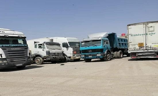 سوريا تطلب من الاردن تخفيض رسوم الترانزيت