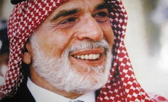الديوان الملكي يستذكر الملك الحسين بن طلال..(صورة)