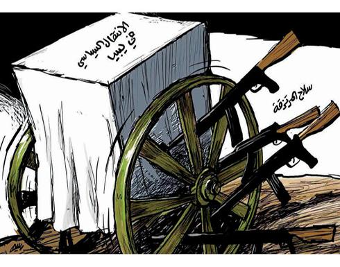 الانتقال السياسي في ليبيا