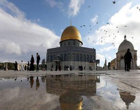 اسرائيل تغلق المسجد الأقصى وأبواب البلدة القديمة في القدس (صور)