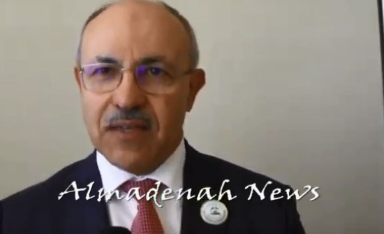 محمد سعيدان نائب رئيس البرلمان التونسي للمدينة : ستظل القدس عاصمة لفلسطين