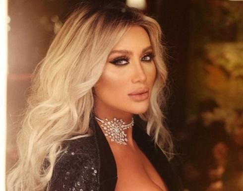 شاهد.. مايا دياب ترقص العلاوي الجزائري مع بلال العربي