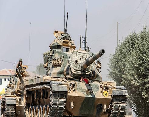 مقتل 11 من تنظيم الدولة بقصف تركي شمالي سوريا