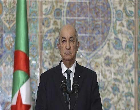 """تبون يطالب فرنسا بإعادة أرشيف عثماني """"هربته"""" من الجزائر"""