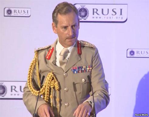 قائد الجيش البريطاني: روسيا أخطر من تنظيم الدولة