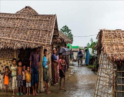 شرطة ميانمار تداهم مخيما لنازحي الروهنغيا وتصيب 4 بالرصاص