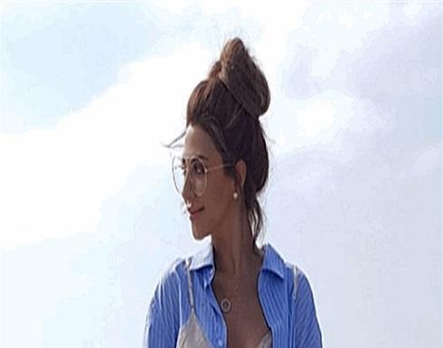 بعد السخرية من ملابسها.. ميريام فارس تثير الجدل من جديد بإطلالة غريبة