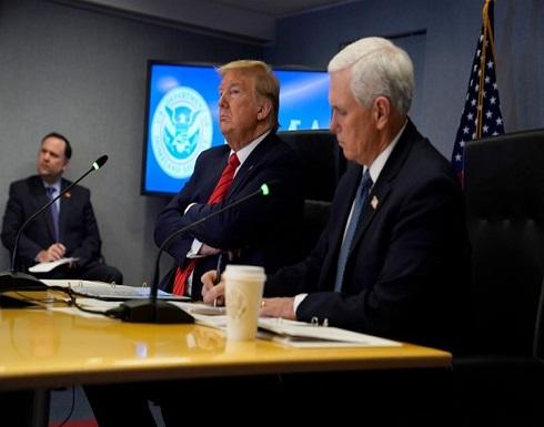 ترامب: إيران تخطط لهجمات ضد أهداف أمريكية بالعراق