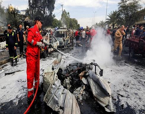 تفجير الحبيبة في بغداد.. مفاجأة حول هوية المنفذ المصاب