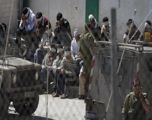 """إسرائيل"""" تغير"""" من موقفها حيال إضراب الأسرى"""
