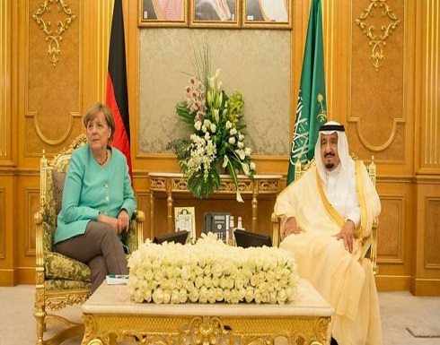 ميركل للملك سلمان: نثمن جهود السعودية بإدارة قمة الـ20