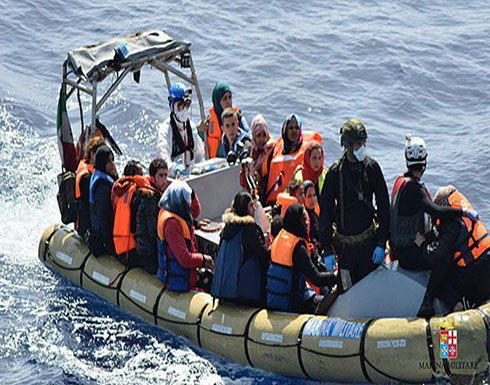 وزير الداخلية الإيطالي يرفض استقبال سفينة إغاثية تحمل مهاجرين غير شرعيين