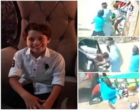 الداخلية المصرية تنشر لقطات حقيقية من تحرير الطفل زياد - فيديو