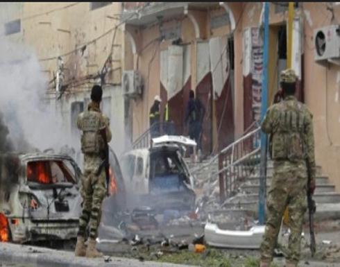 مقتل ثلاثة جنود صوماليين على الأقل في هجوم انتحاري خارج مقديشو