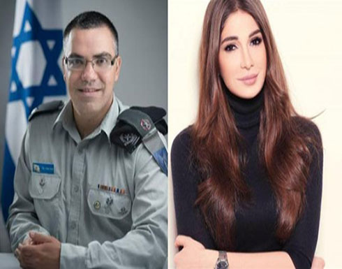 شاهد : مشادة كلامية بين إعلامية لبنانية وأفيخاي أدرعي بسبب فاروق الفيشاوي