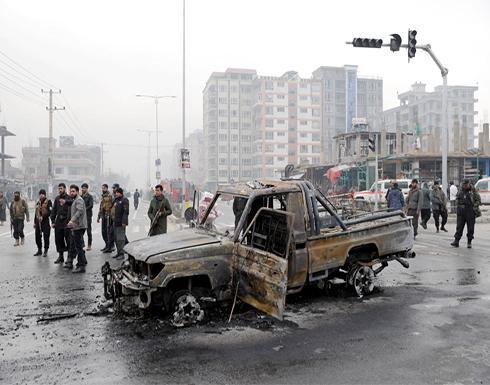 قتلى وجرحى في 3 انفجارات استهدفت مسؤولين وأفراد أمن بأفغانستان
