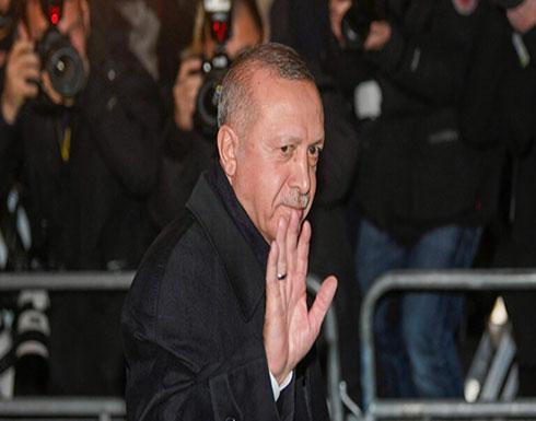 أردوغان: القمة الرباعية حول سوريا في لندن كانت جيدة للغاية