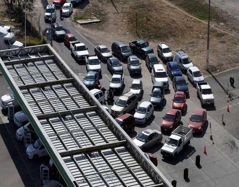 """المكسيك.. حملة شرسة ضد """"مافيات"""" سرقة الوقود"""