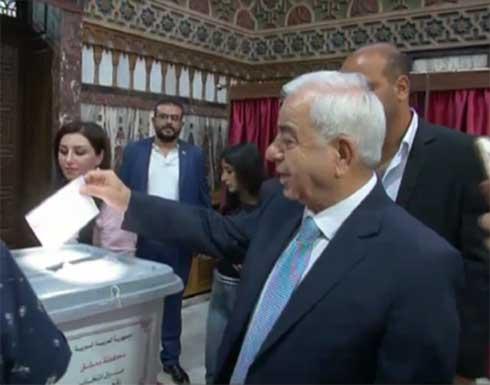 بارك للأسد فوزه .. مرشح خاسر في الانتخابات للسوريين: كانت صرختكم مدوية كما توقعناها