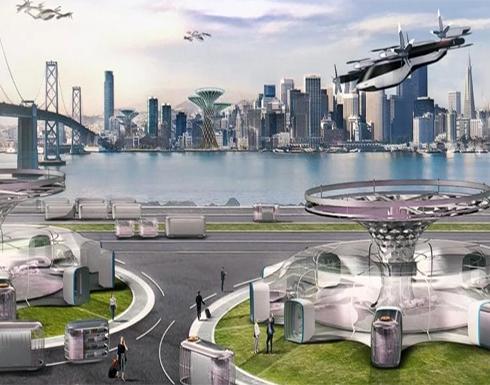هيونداي تستعد لعرض نموذج لسيارة طائرة في CES 2020