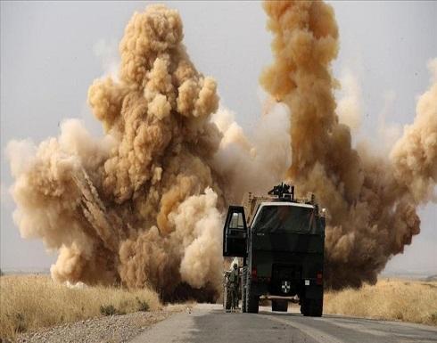الـ24 في شهرين.. تفجير يستهدف رتلا للتحالف بالعراق