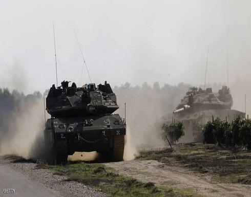 استشهاد فلسطيني وإصابة جنود إسرائيليين على حدود غزة