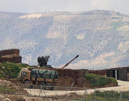 تركيا ترسل وحدات عسكرية إلى قطعاتها المنتشرة على الحدود مع سوريا