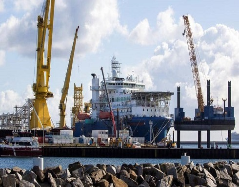 رغم معارضة أميركا.. سفن روسية تتحرك لتشييد خط أنابيب البلطيق