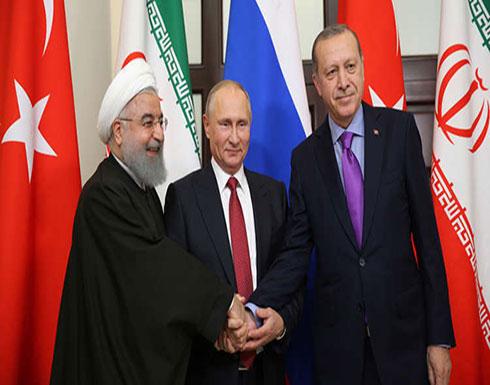 أردوغان: نعمل مع روسيا وإيران لتجنب الكارثة في إدلب السورية