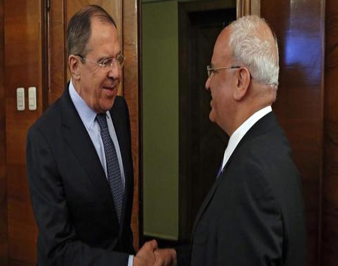 روسيا تجدد دعوتها لاستضافة لقاء بين عباس ونتنياهو
