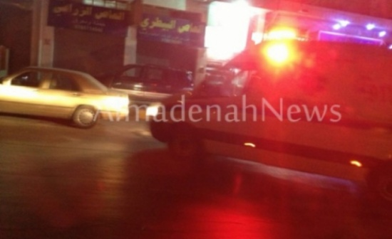 عمان : العثور على جثة متفحمة لشخص في ماركا