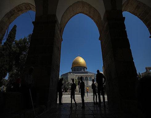 """""""حماس"""": تصاعد اقتحامات """"الأقصى"""" مخطط إسرائيلي للهيمنة على المسجد"""