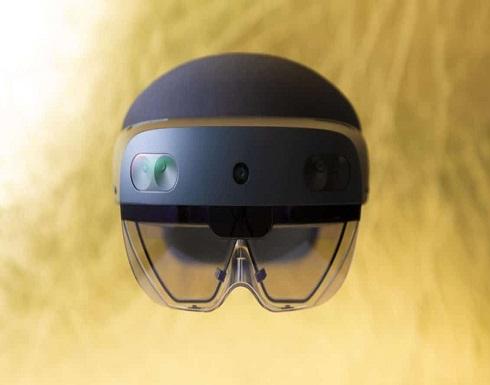 نظارة مايكروسوفت HoloLens 2 متاحة الأن