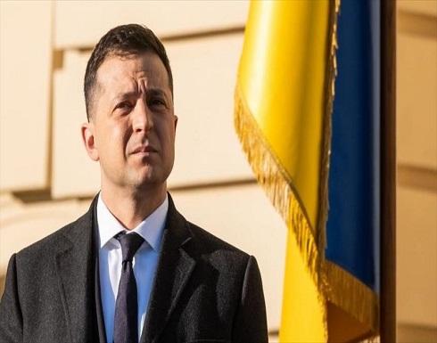 رئيس أوكرانيا يزور تركيا السبت