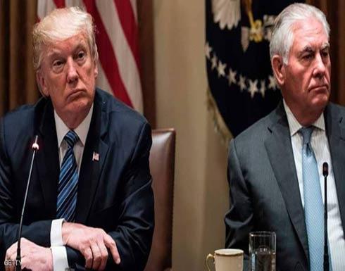 نهاية تيلرسون.. إيران جوهر الخلافات مع ترامب