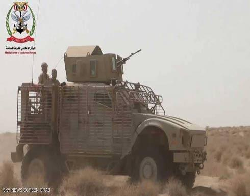 غارات التحالف تقتل 100 من ميليشيات الحوثي