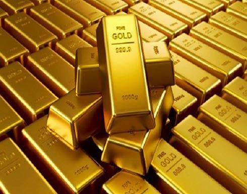 الذهب ينخفض مع ارتفاع الأسهم بعد بيانات الوظائف الأمريكية