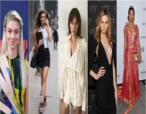 5 عارضات متحولات جنسيًا يقدن عالم الأزياء.. تعرفوا اليهّن