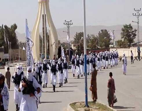 """شاهد: """"طالبان"""" ترسل مئات من مقاتليها إلى معقل أحمد مسعود في وادي بنجشير"""