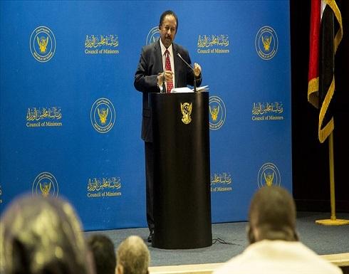 """حمدوك: إعادة تشكيل """"السيادة"""" و""""الوزراء"""" وتعيين التشريعي خلال أيام"""