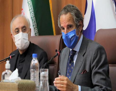 إيران تسمح لمفتشي الوكالة الدولية للطاقة الذرية بالدخول إلى موقعين نوويين