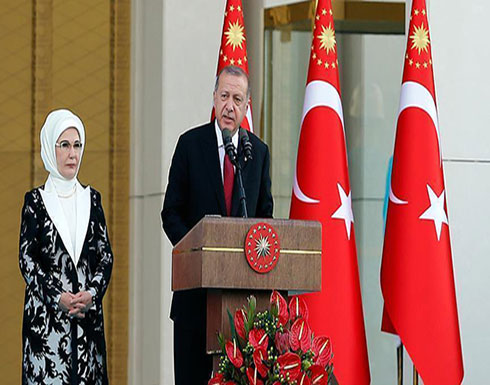 فيديو .. أردوغان: أتعهد بإعلاء شأن الجمهورية التركية