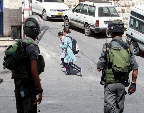 مواجهات برام الله.. والاحتلال يشن حملة اعتقالات بالضفة