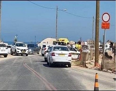 مقتل شرطي إسرائيلي وإصابة آخر بحادث دهس شمال فلسطين