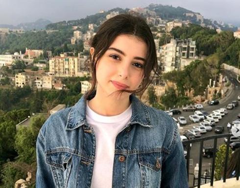 ماريتا الحلاني تخطف الانظار بفستان احمر قصير.. صور وفيديو
