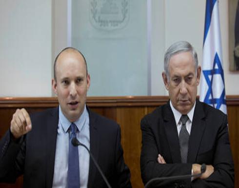 """نتنياهو يتخلى عن منصب وزير الدفاع لصالح زعيم """"اليمين الجديد"""" نفتالي بينيت"""