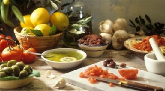 نظام البحر المتوسط الغذائي يحمي من سرطان البروستاتا