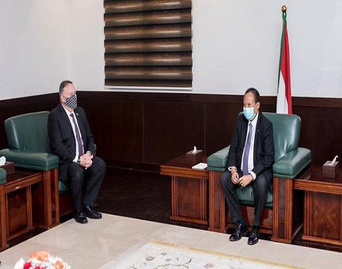 الخارجية الأمريكية: بومبيو وحمدوك بحثا التطورات الإيجابية في علاقة السودان بإسرائيل