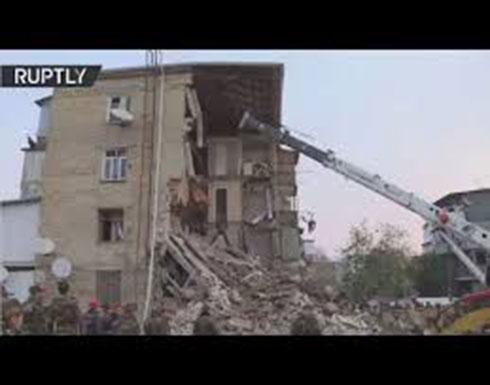 مقتل شخصين وإصابـة آخريـن في انفجار أنبوب غاز بمبنى سكني في أذربيجان