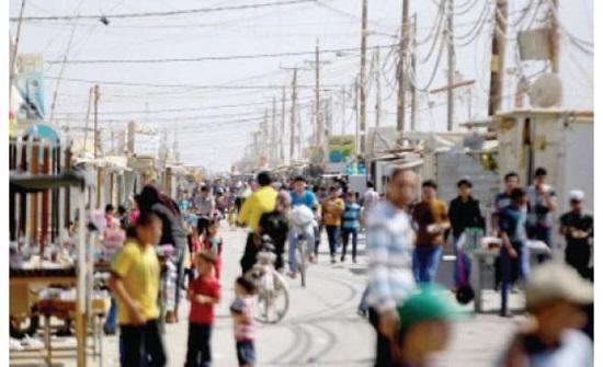 مصدر : لا ضغوطات أردنية على السوريين بشأن العودة لبلادهم